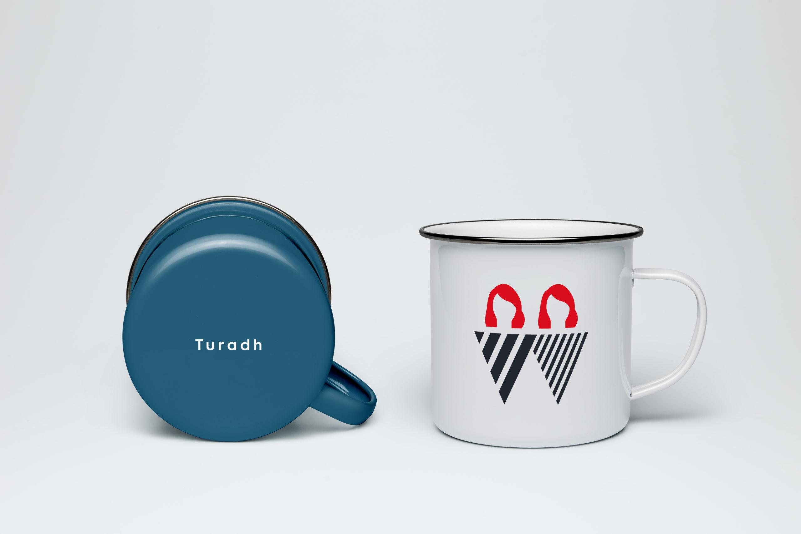 Tuesday Stevenson_Turadh enamel cup