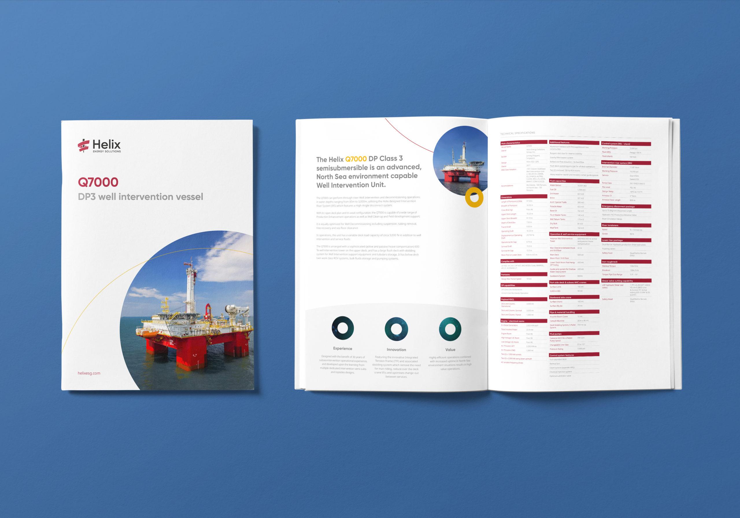 Helix Energy Solutions brochure